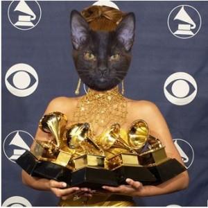 Black Kat Grammy